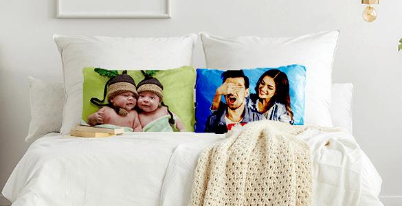 Customized Photo Pillows