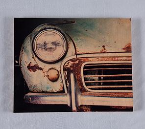 Art Print - Vintage Car