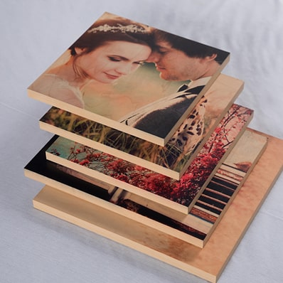 Print Photos on Wood and Be Eco Friendly